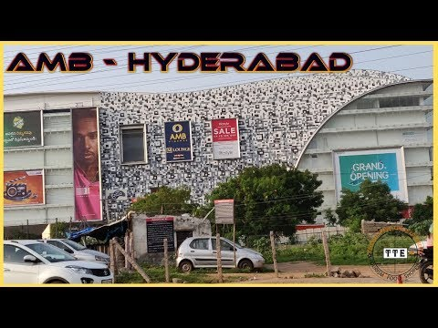 AMB Cinemas Hyderabad || Sarath City Capital Mall || Gachibo