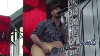 "Josh Thompson ""Cold Beer With Your Name On It"" 6-4-13"