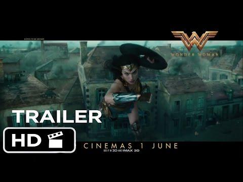 Wonder Woman Trailer #6 (2017) Gal Gadot DC Superhero Movie HD