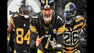 "Pittsburgh steelers pump up ||2017-2018|| ""you wouldn't believe it even if you've seen it!"""