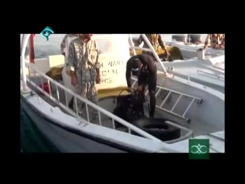 Iran's IRGC Navy Special Forces