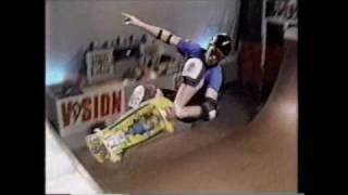 Old School Vert Contest part 1