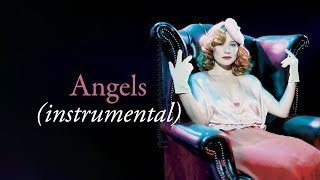 Angels (instrumental cover + sheet music) - Tori Amos