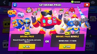 Tara's Bazaar VS Summer Of Monsters | Brawl Pass Comparison | Concept BS
