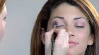 Shimmer eyes - Makeup Tutorial by Julianne Kaye Thumbnail
