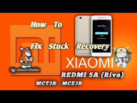 cara-fix-stuck-recovery-xiaomi-redmi-5a-(-riva-),-tested-💯%-work