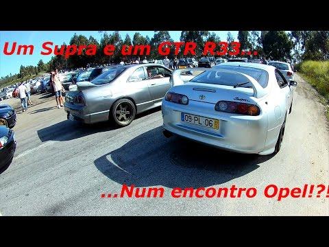 O Tadorigem lavou-me o carro? 1º Encontro Opel