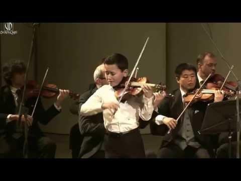 Daniel Lozakovich -W.A.Mozart Violin Concerto in G Major.
