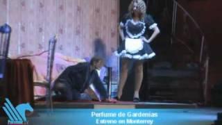 ★ Aracely ★  en el estreno de Perfume de Gardenia