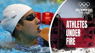 Syria' only Female Olympic Swimmer Inspires a New Generation | Athletes Under Fire