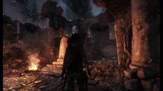 Rise of the Tomb Raider / The Acropolis archivist map location (PC)