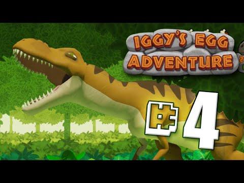 T.rex Ambush | Iggy's Egg Adventure - Full Jungle - Ep4