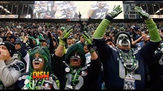 Seattle Seahawks Fans Cause Earthquake!
