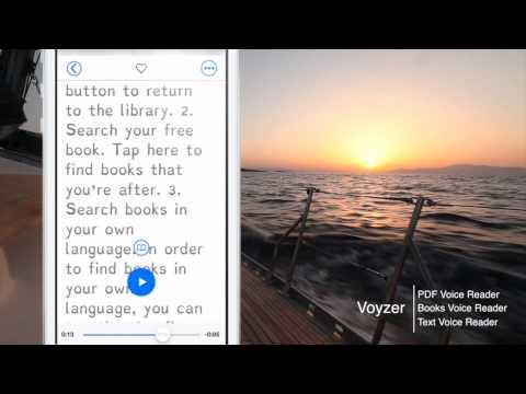Voyzer Voice Reader
