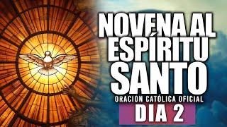 Novena al Espíritu Santo//Día 2//Hoy Sábado 23 de Mayo de 2020