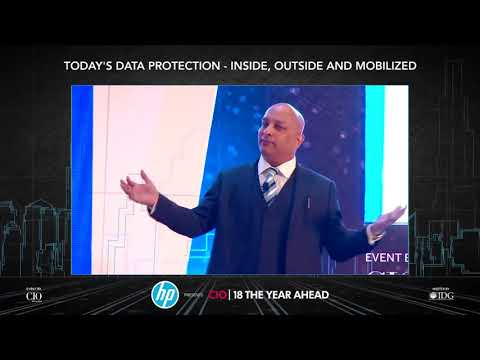 Data Protection at IDG Conference  Prashant Mali, cyber crime expert lawyer