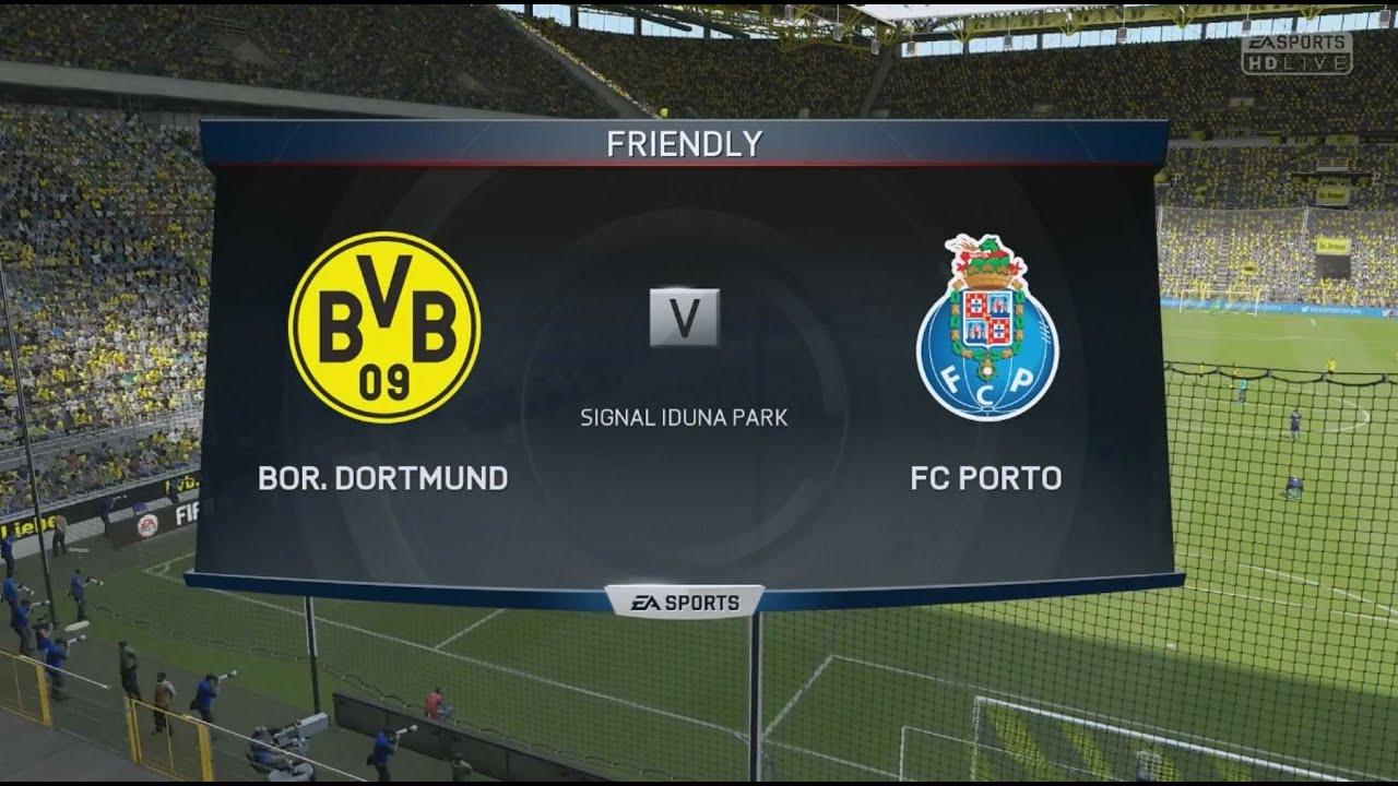 Porto Vs Dortmund