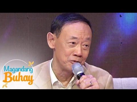 """Magandang Buhay: Jose Mari Chan sings """"A Perfect Christmas"""