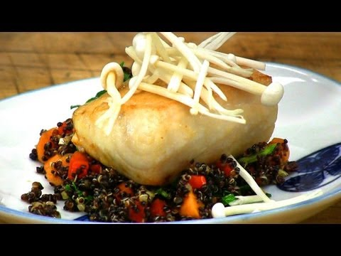 Miso Glazed Cod Recipe