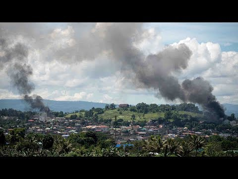 Southern Philippine conflict: Battle for besieged Marawi city getting fiercer