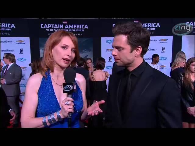 Marvels Captain America The Winter Soldier Red Carpet World Premiere