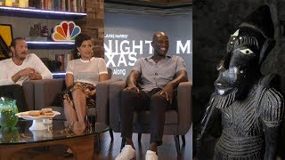 Midnight, Texas Cast Talk Haunted Idols, Paranormal Problems, and Planet Weird