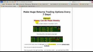 Weekly Options - Make Money Every Week Trading Weekly Stock Options