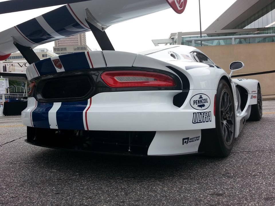 Srt Viper Gt3 R Race Car