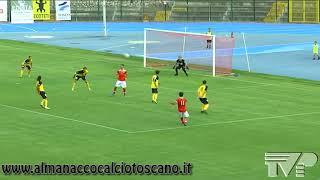 Serie D Girone E Grosseto-Ponsacco 2-0