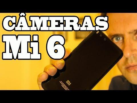 Review Mi 6 : Análise das câmeras do Xiaomi Mi6 - Celular com câmera BOA!