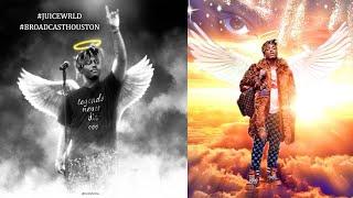 JUICE WRLD Legends Never Die 999 TRIBUTE SET @ Lyrical Lemonade Summer Smash 2021 in CHICAGO