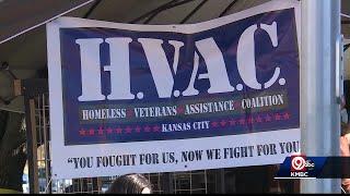 New program aims to help homeless veterans in KC
