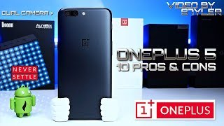OnePlus 5 (Top 10 Pros & Cons) Quick Facts To Know Before Buying! Now only $445 ⚡ Video