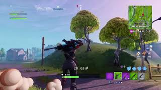 Royal Victory with a new Team Member2! Fortnite DKP