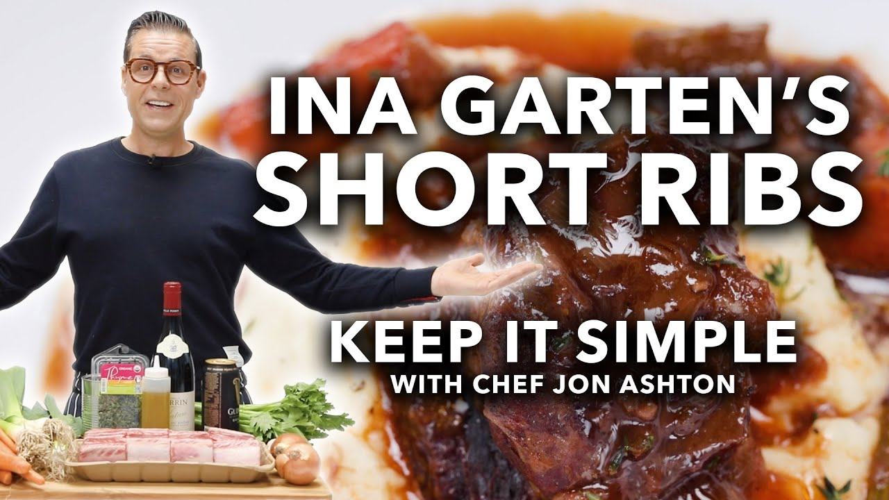 Short Rib Recipe Ina Garten