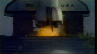 STS-1 Launch BBC Coverage  (Short Version)