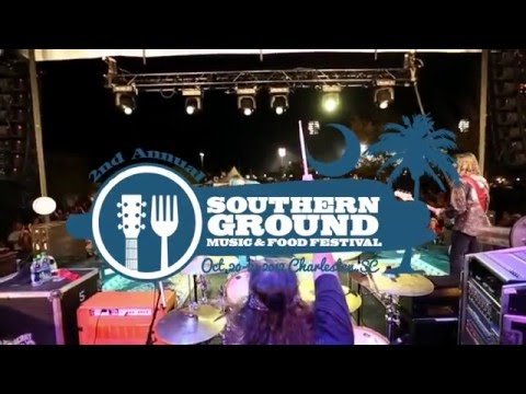 2012 Southern Ground Music and Food Festival - Charleston Recap