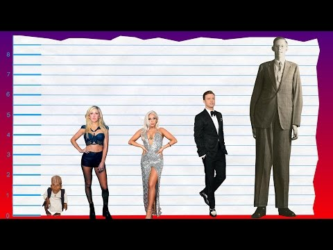 How Tall Is Ellie Goulding? - Height Comparison!