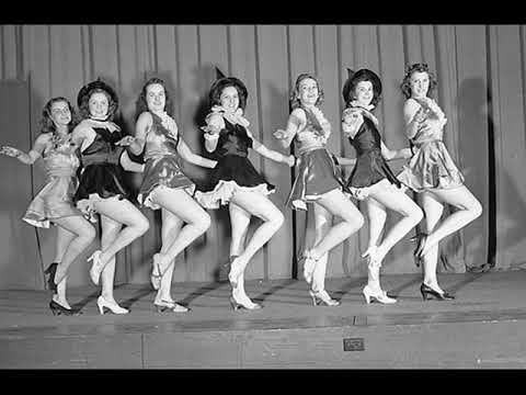 American Swing: Jolly Coburn Orchestra - College Rhythm, 1934