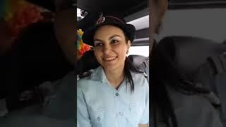 Taxiul cu bomboane a ajuns în Focșani 18 07 2018
