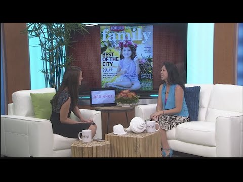 HONOLULU Family Magazine's Summer issue