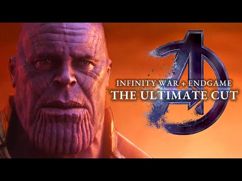 """Avengers: Infinity War + Endgame - """"TheDecimation"""" The Ultimate Cut (Fan Edit)"""