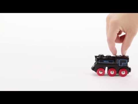 BRIO World - 33599 Rechargeable Engine with micro USB Cable