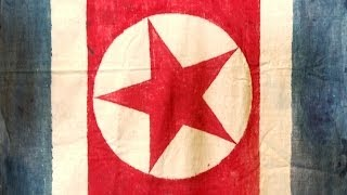 1950 USMC-Captured North Korean Flag | Web Appraisal | Anaheim