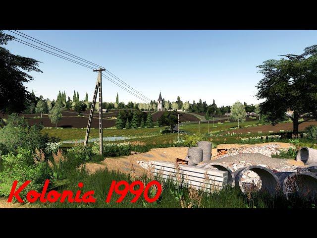 Kolonia 1990 | Farming Simulator 19