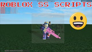 [BEST SS SCRIPTS] NEW FREE ROBLOX SCRIPTS 😱 JOHN DOE, GRAB KNIFE, TRAP RIFLE, & MORE! 😱 (×2)