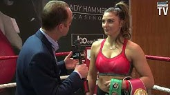 Christina Hammer from Lady Hammer Casino talks to iGBTV