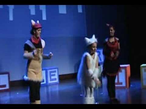 """Stuart Little The Musical - """"Night Time In NY"""""""