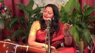 MERU Concert - Meeta Pandit - Raga Madhuvanti