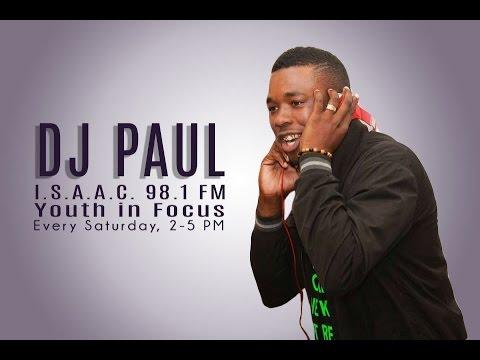 Dj Paul Gospel Soca Mix, Vol 5 MixTape, 2017 (None Stop Hits)